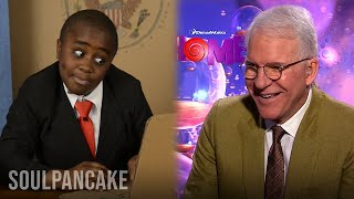 Steve Martin Teaches Kid President How to be the Best Uncle
