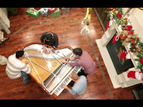 Angels We Have Heard on High -ThePianoGuys