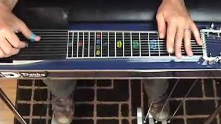 Pedal Steel Lessons Online How To Play Backup