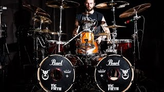 DEATH TOLL RAISING Bryan Newbury (Drum Solo)