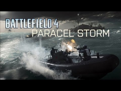Battlefield 4 Paracel Storm Trailer Analysis | New Game Modes | Returning BF3 Maps