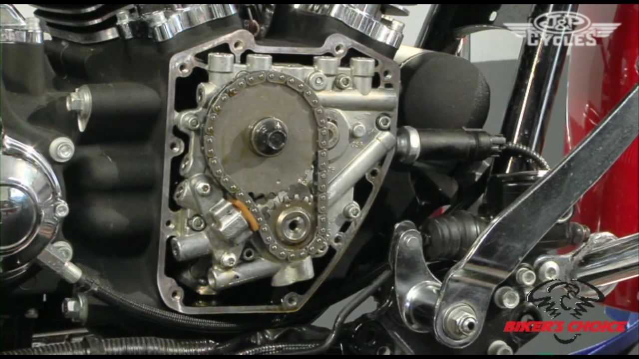 Cam Replacement on a Harley Davidson Twin Cam  including Pushrod Removal     J P Cycles  YouTube