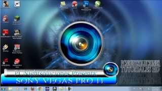 Descargar E Instalar SONY Vegas Pro 11 [FULL ESPAÑOL] (HD
