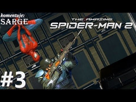 Zagrajmy w The Amazing Spider-Man 2 odc. 3 - Shocker (Niesamowity Spider-Man 2)