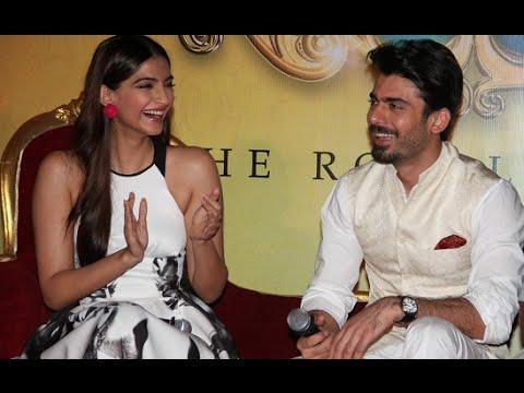 Khoobsurat Movie Trailer LAUNCH | Sonam Kapoor & Fawad Khan