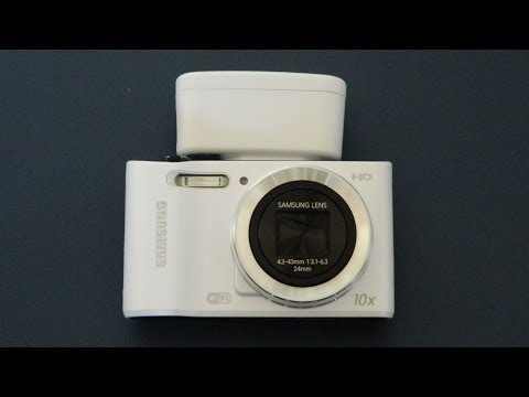Samsung WB31F Unboxing & Hands On