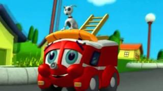Finley - Hasičské autíčko 16