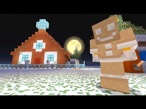 Minecraft Xbox - Building Time - Christmas Special {14}
