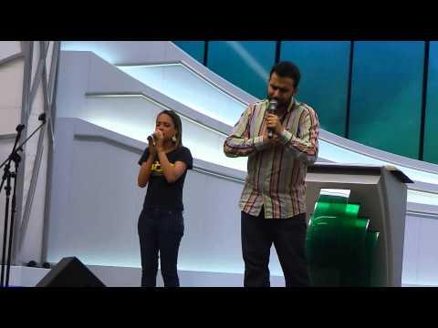 Ministério de Louvor da Igreja Internacional da Graça de Deus em São Paulo
