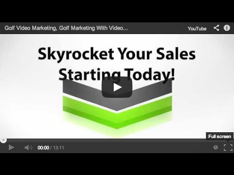 Golf Marketing, Marketing Golf, Golf Course Marketing