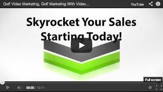 [Golf Marketing, Marketing Golf, Golf Course Marketing] Video