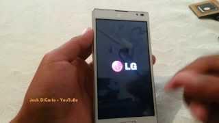 Reset De Fabrica LG Optimus L9 P768