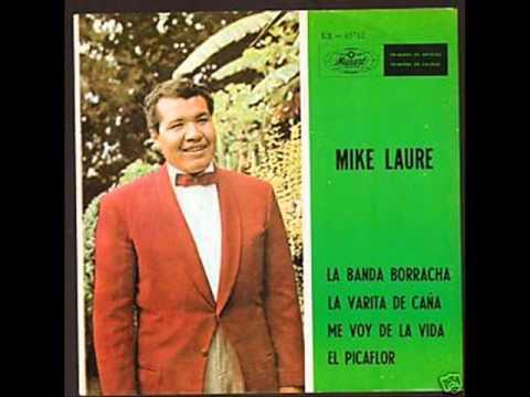 MIKE LAURE Y SUS COMETAS: