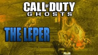 COD Ghost How To Find And Kill The Leper Extinction Mode