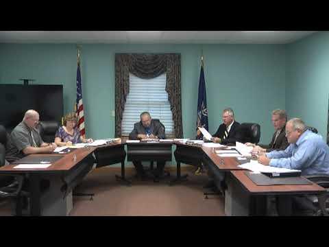 Champlain Town Board Meeting 6-11-13