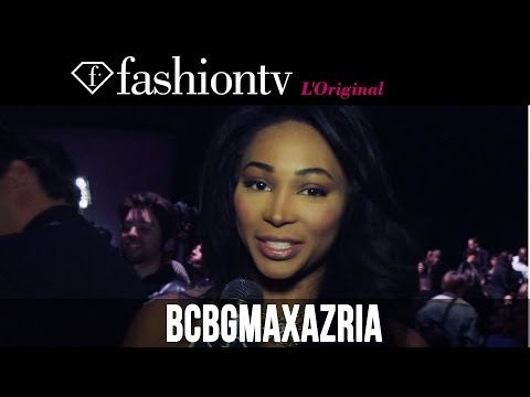 BCBGMAXAZRIA Fall/Winter 2014-15 Front Row | New York Fashion Week NYFW | FashionTV