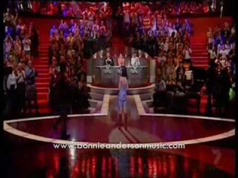 Bonnie Anderson - Australia's Got Talent Grand Finals