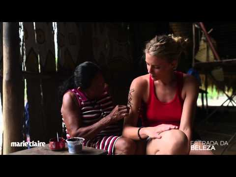 Último dia: a descoberta dos rituais de beleza dos índios da Amazônia