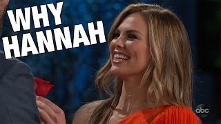 Hannah B is The Bachelorette! (And Why They Chose Her)