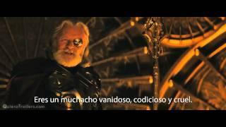 Thor La Película Trailer 1. Subtitulado En Español. Alta