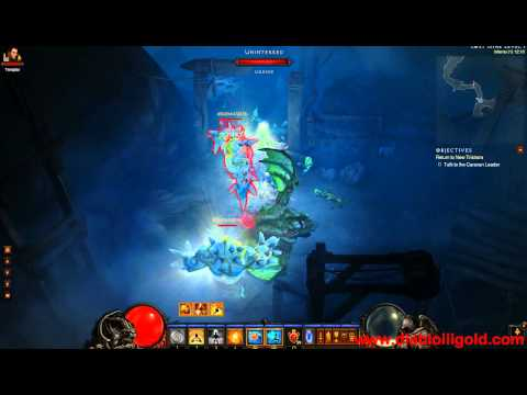 Monk Cyclone Strike Blinding Flash Levelup Fast
