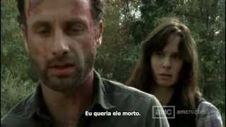 The Walking Dead 3ª Temporada O Olhar Do Elenco
