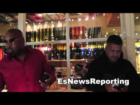 mayweather vs maidana robert garcia and leonard ellerbe EsNews Boxing