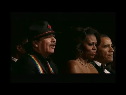 Kennedy Center  Honors Carlos Santana tribute Amazing Solo by Shelia E kasreaction Carlos santana