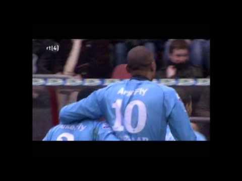 Fans From FC Twente - FC Utrecht - FC Twente 0-1 90ste minuut