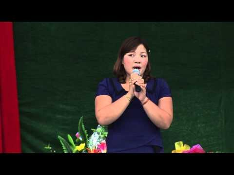 Bác Hồ một tình yêu bao la - Hoàng Thị Ngọc Bích THPTB Nghĩa Hưng Nam Định
