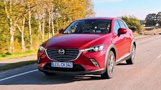 Mazda CX-3: первый тест