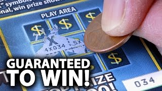 How To Win The LOTTERY Guaranteed!