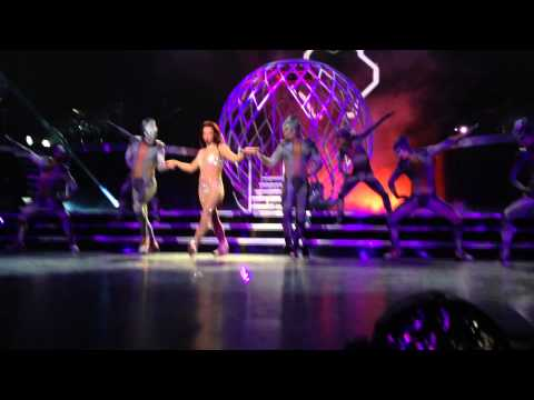 Britney Spears - Work Bitch 2/18/14 Piece of Me Las Vegas