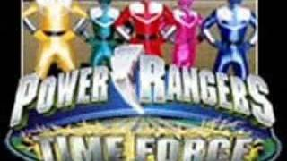 15 Anos De Power Rangers