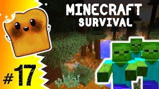 Minecraft Po Polsku: Survival Creepery Spadają Z Nieba