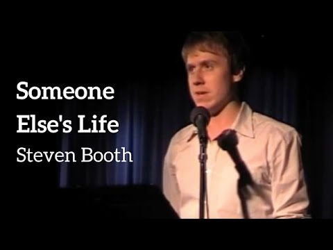 Someone Elses Life - Steven Booth