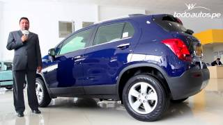 Chevrolet Tracker 2013-2014 En Perú Video En Full HD