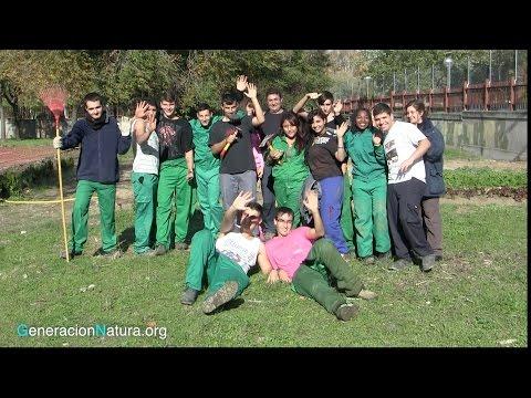 Educando a jóvenes con necesidades especiales para su integración laboral: El trabajo en el huerto