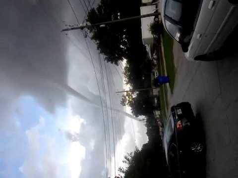 A tornado in Florida near me