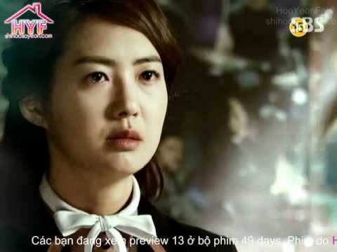 49 days _  Preview Tập 13_ HYF -- Việt Sub Phim Hàn Quốc..avi