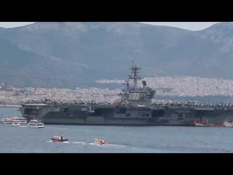 Αεροπλανοφορο USS George HW Bush