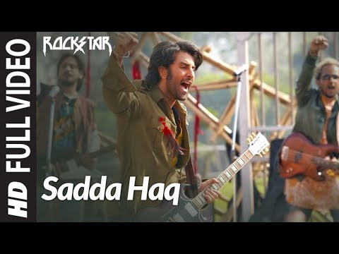 &quot;Saadda Haq&quot; (Extended) &quot;Rockstar&quot; &quot;Ranbir Kapoor&quot;