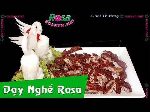 Vịt nướng chao - rosavn.net