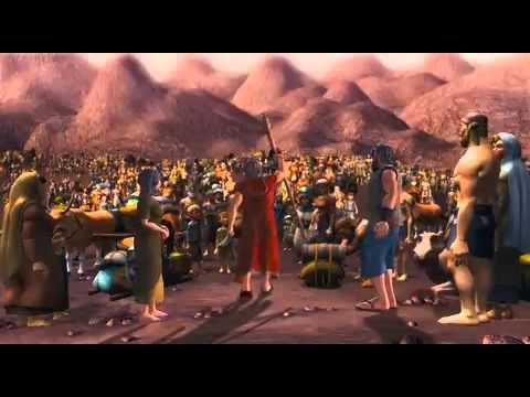 10 Điều Răn - Phim Hoạt Hình 3D - Phần 7.flv