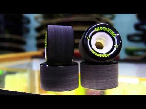Earthwing Wheels 2013 - Motionboardshop