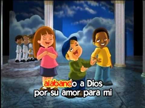 Cantico nuevo dos manecitas - Canciones cristianas infantiles manuel bonilla ...