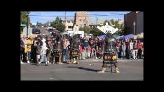 """""""Cibequi Apache Crown Dancers"""""""