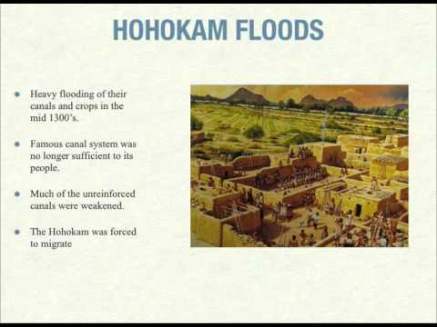 The Mysterious Disappearance of the Hohokam People