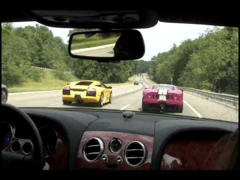 Ford GT vs Lamborghini Murcielago