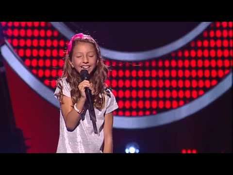 Mariana Leal - Show das Poderosas - The Voice Kids